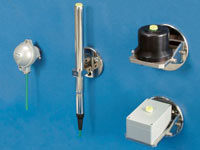 Surface tiltmeters, magneto-resistive inclinometers, force-balanced inclinometers